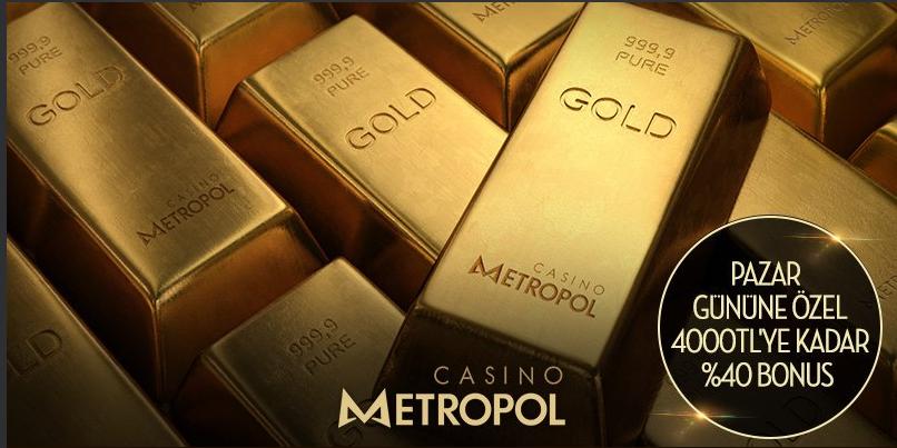 Casino Metropol Casino Bonusları