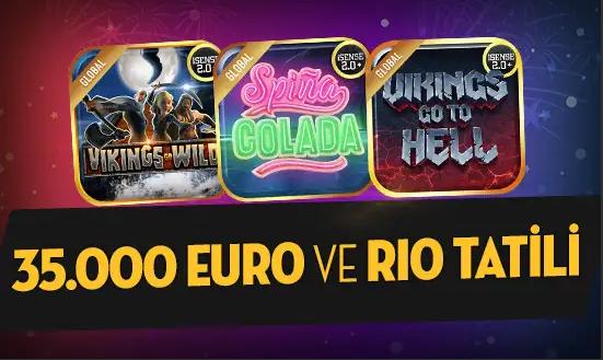 15-17 Şubat Rio Karnavalı